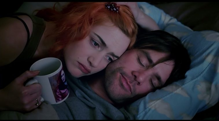 """Eternal Sunshine of the Spotless Mind."" This is the movie you need to watch if you're struggling to forget your ex. A reminder of how complicated relationships really are! (Photo: Release)"