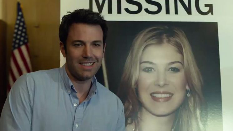 """Gone Girl."" Better alone than in bad company—right Ben Affleck? You won't miss being in a relationship after watching it. (Photo: Release)"
