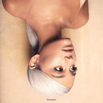 "The album comes out just sixth months after ""Sweetener."" (Photo: Instagram)"