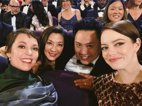 'Crazy Rich Asians' meets 'The Favourite.' (Photo: Instagram)