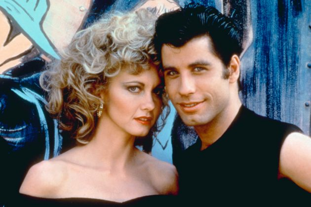 No matter how many times we've watcher 'Grease,' we're always stoked to see Danny Suko and Sandy Olsson's relationship come to life again. (Photo: Release)