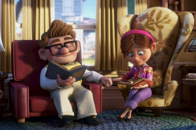 Ellie and Carl Fredricksen were able to turn a boarded-up, decrepit home into a warm vibrant household because of their love for each other. (Photo: Release)