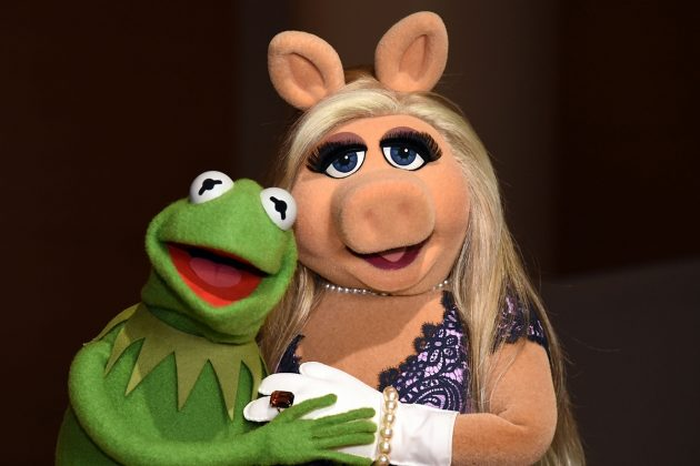 Kermit the Frog and Miss Piggy first appeared together in 'The Muppet Show' pilot episode in 1976 and—the rest, as they say, is history. (Photo: Release)