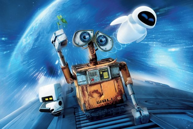 It may be set in the future, but Wall-e and Eve's romance is the classic rom-com. Yes—they're robots but is the most human love story ever told! (Photo: Release)