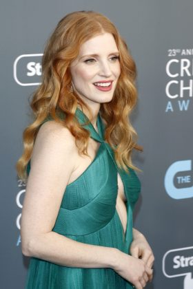 Jessica Chastain was nominated for her role in 'Zero Dark Thirty' but lost to Jennifer Lawrence. Her other nomination was in 2012 for 'The Help'. (Photo: WENN)