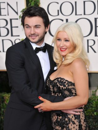 Christina Aguilera and Matt Rutler became engaged on Valentine's Day 2014, and welcomed their daughter together that summer. They are yet to say 'I do.' (Photo: WENN)