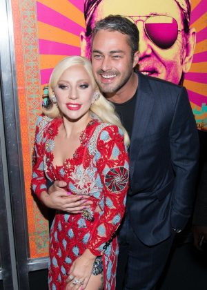 Taylor Kinney proposed to Lady Gaga on Valentine's Day 2015, after three years of dating. However, the pair split in 2016. She's now engaged to Christian Carino. (Photo: WENN)