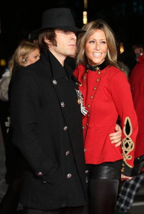 Liam Gallagher and Nicole Appleton married in a private wedding on February 14th 2008. They marriage lasted only six years. (Photo: WENN)