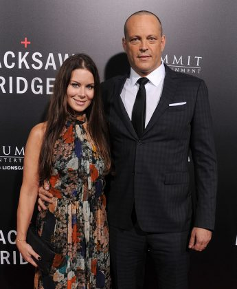 Vince Vaughn proposed to his girlfriend Kyla Weber on Valentine's Day in 2009. The pair tied the know the following year and have since welcomed two children together. (Photo: WENN)