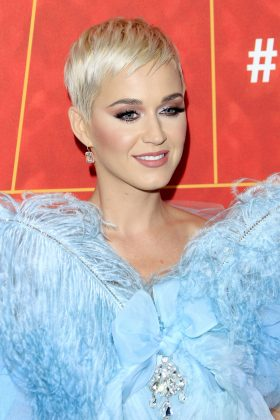 "Katy Perry—""I've learned I'm in a very modern fairy tale, but I also know I don't need Prince Charming to have a happy ending. I can make the happy ending myself."" (Photo: WENN)"