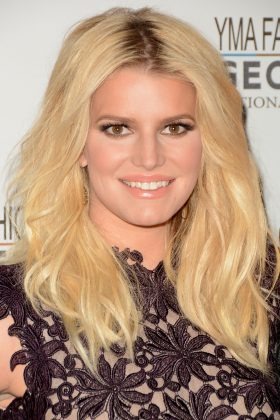 In an interview with People in 2000, Jessica Simpson revealed that she would stay a virgin until she got married. Simpson was dating Nick Lachey at the time. (Photo: WENN)