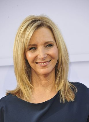 Lisa Kudrow didn't have sex until she got married in 1995. Kudrow was 32 when she tied the know with her still husband Michael Stern. (Photo: WENN)