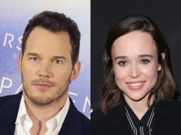 Chris Pratt defended his church after Ellen Page's accusations. (Photo: WENN)