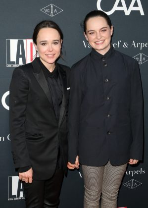 She's been married to dancer and choreographer Emma Portner since January 2018. (Photo: WENN)
