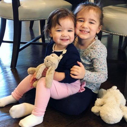 The two share two daughters—Alena Rose and Valentina Angelina. (Photo: Instagram)