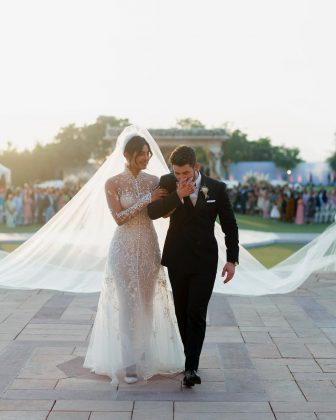 Nick Jonas and Priyanka Chopra tied the knot in November. (Photo: Instagram)