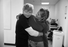 Ed Sheeran and Cherry Seaborn got married in a 'tiny ceremony'. (Photo: Instagram)