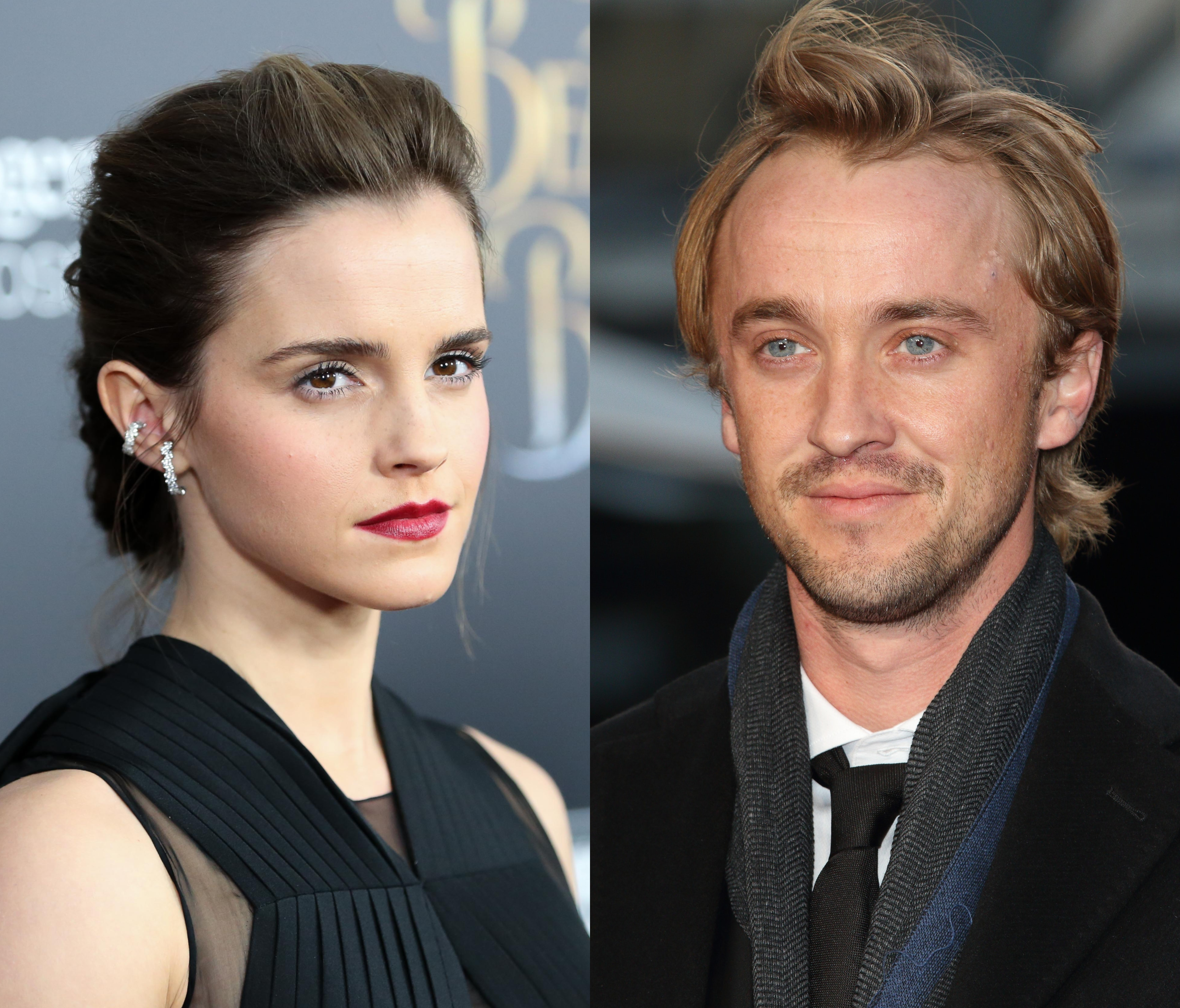 We Have Many Reasons To Believe Emma Watson And Tom Felton Are Dating Jetss