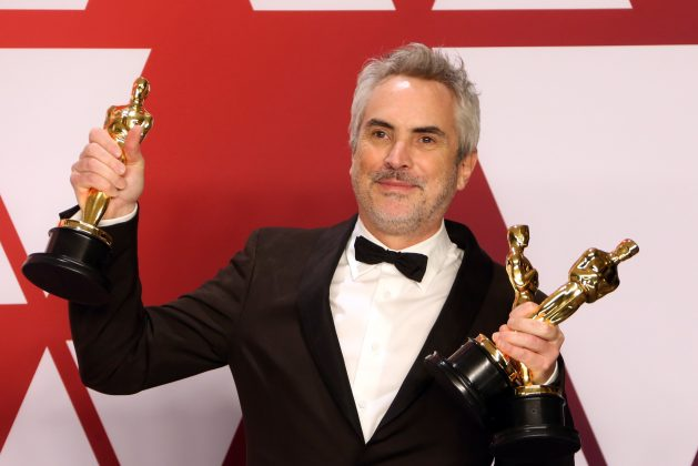 In honor of his multiple Oscar wins, here are 10 things about 2019's Best Director. ¡Viva México, Cuarones! (Photo: WENN)