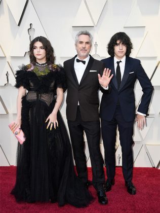 Alfonso Cuaron has been married twice. In 1980, he wedded Mariana Elizondo. The couple had one son, Jonas, and then divorced in 1993. He then married Annalisa Bugliani, the mother of his Tess Bu and Olmo Teodoro. They separated in 2008. (Photo: Instagram)