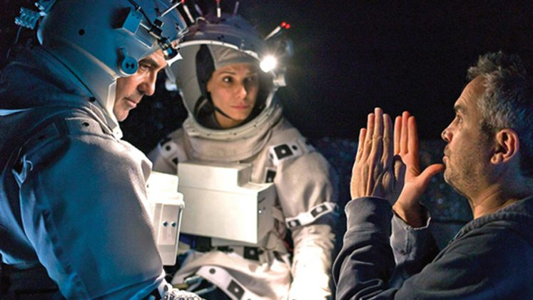 Alfonso Cuaron is no stranger to awards season. Before 'Roma' received its gazillion critical nods of approval, he was nominated for six Oscars. Most recently, in 2013, his film 'Gravity' was nominated for Best Picture. (Photo: Instagram)