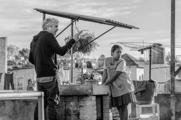 'Roma' is modeled after his youth in Mexico City. The movie focuses on two influential women in Cuaron's early life: his mother (renamed Sofia in the movie) and the woman he still considers his second mother, Libo, renamed Cleo. (Photo: Instagram)