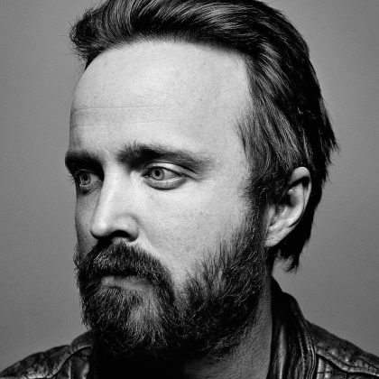 He's randomly friends with Aaron Paul. Like, the actor from 'Breaking Bad.' Yes—Jessie Pinkman. How? We have no clue! (Photo: Instagram)