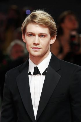 He's a British actor. Joe grew up in London and has a degree in acting from the Royal Central School of Speech & Drama. (Photo: WENN)