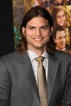 Not only did Kutcher do janitorial work at General Mills, he also worked at a butcher shop before attempting a career in modelling and acting. (Photo: WENN)