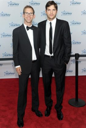 Ashton has a twin brother, Michael. He had a heart transplant when he was a young child. He also has cerebral palsy. (Photo: WENN)