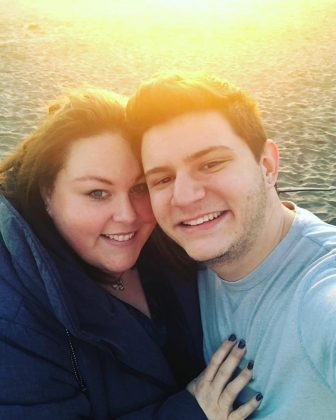 It's unclear how this two fell in love. However, Hal and Chrissy may have met in their home state of Florida. Something tells us this is a Sunshine love! (Photo: Instagram)
