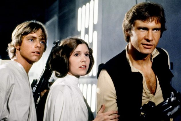 'Star Wars' lost to 'Annie Hall' at the 50th Oscars. (Photo: Release)