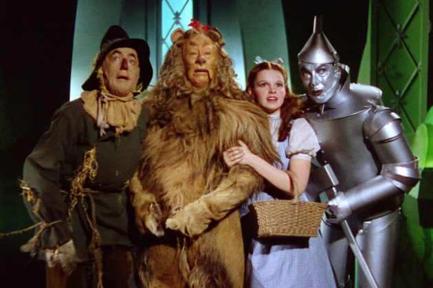 'Wizard of Oz' lost to 'Gone With the Win' at the 1940 Academy Awards. (Photo: Release)