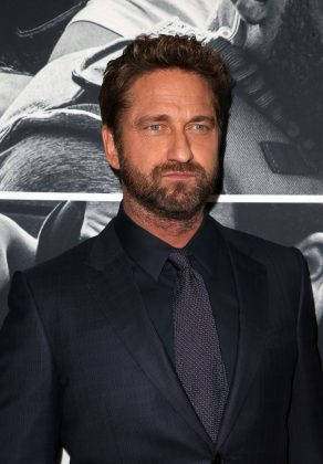 Dating rumors surrounded Gerard Butler and Jennifer Aniston after they acted alongside each other in 'The Bounty Hunter.' The actors always laughed off all relationship speculations. (Photo: WENN)