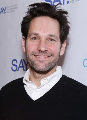 "Paul Rudd a Jennifer Aniston were costars in ""Object of My Affection."" The two played it coy about their rumored relationship for many years, but se eventually admitted that they were in fact ""together when we were, like, 12."" (Photo: WENN)"