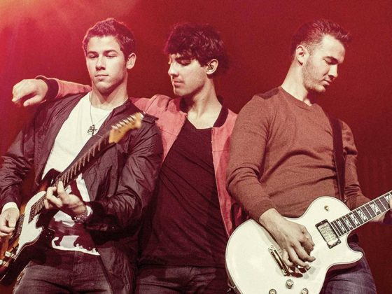 Nick, Jonas and Kevin will be releasing new music. (Photo: WENN)