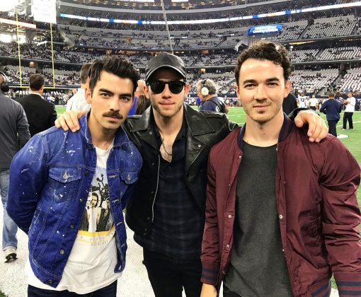 The Jonas Brothers are rebranding as JONAS for a comeback tour. (Photo: Instagram)