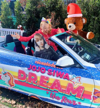 "Justin faced criticism after a comment he left on social media for Jojo Siwa. The 15-year-old YouTube star received a BMW convertible for Christmas with her face painted on the hood. Justin's reaction? ""Burn it."" (Photo: Instagram)"