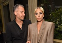 While it is entirely possible there's nothing out of the ordinary going on here, fans are worried that all these add up to indicate Lady Gaga and Christian Carino are no longer together. (Photo: WENN)