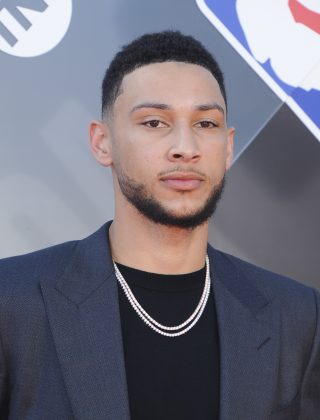 Ben Simmons and Kendall Jenner may be happy together. However, his teammates are concerned their relationship will affect his game. Let's just hope the 76ers' next season is successful, so all of those naysayers out there can quiet down! (Photo: WENN)