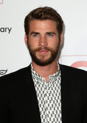 Earlier this month, Liam Hemsworth revealed his new-wife took his last name. (Photo: WENN)