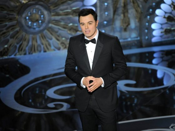 "Seth MacFarlane took his crude humor to a new level when he hosted the Oscars in 2013. His turn as host was filled with jokes that elicited groans from the audiences, specially his song ""We Saw Your Boobs."" (Photo: Release)"