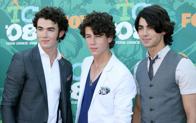 Nick Jonas jumped to fame with his band the Jonas Brothers. (Photo: Instagram)