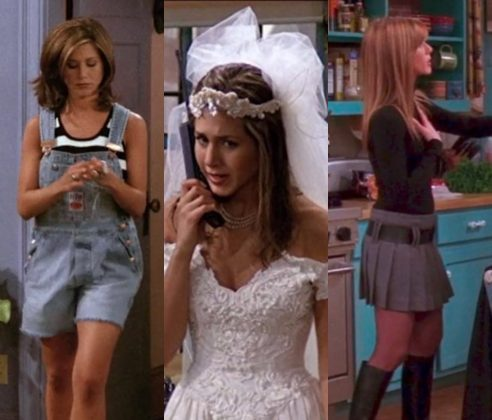 In honor of our favorite Central Perk waitress, here are 15 of the best Rachel Green outfits we'd still wear today! Her fashion skills will always be there for you! (Photos: Release)