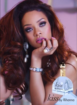 Riri has also delved into the world of perfumery, beginning with the release of Reb'l Fleur in 2011. To date, the star has released at least one scent a year and now has a total of ten fragrances to her name. The most recent perfume, Kiss, was released in January 2017. (Photo: Instagram)