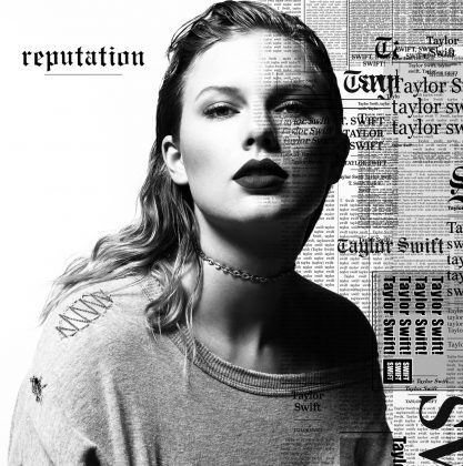 Taylor's Swift 'Reputation' was released in November 2017. (Photo: Release)