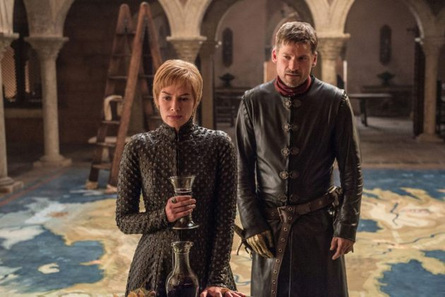 Jamie and Cersei Lannister are *twins*, for crying out loud! Thank goodness season 7 finally saw them have a real fight. It's starting to seem like he's coming to his senses and might even be the one to kill his sisters in the final season. Fingers crossed! (Photo: Release)