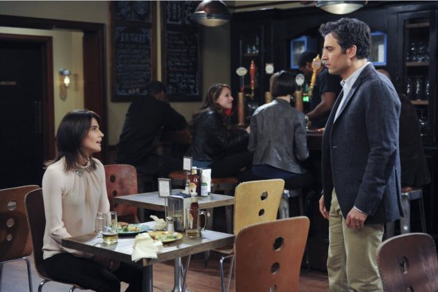 Ted and Tracy are absolutely perfect for each other. Just as Ted and Robin were not. That's why the series finale of 'How I Met Your Mother' was a fairy tale ending… that many didn't want. (Photo: Release)