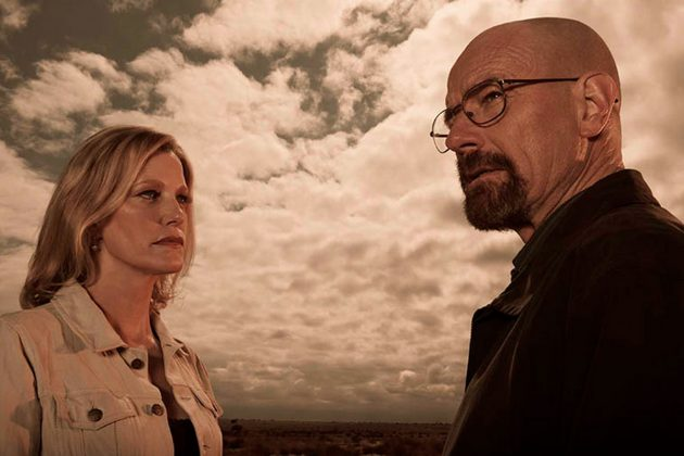 Walter White's shady business forced Skyler to compromise her values. He might have been in survival mode throughout the series, but Walt put his wife in an impossible position by becoming a drug dealer. (Photo: Release)