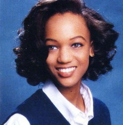 Tyra Banks began her career as a model at the age of 15. (Photo: WENN)
